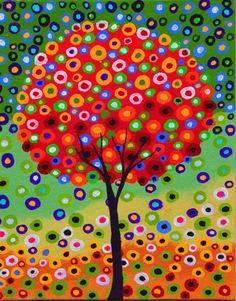 4 Art Prints 8x10 by TR Mack Tree Beautiful by TRMACKSTUDIO
