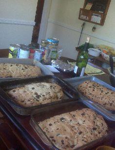German stollen bread, my grandmother& recipe - German Stollen Bread Recipe, Ma Baker, German Baking, Great Recipes, Favorite Recipes, Oktoberfest Food, Polish Recipes, Food Categories, International Recipes