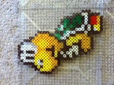 Pearler beads; more to add to my mario collection, if only i still had some black beads............