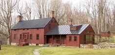 Dutch Colonial Farmhouse: James Dixon