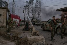 Support for militias could be an area where American and Russian interests in Syria converge, or it could become another point of contention, as they compete for the Kurds' affections.