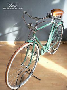 Bianchi Selvino 1952 restored | VSB Vintage Speed Bicycles | Flickr