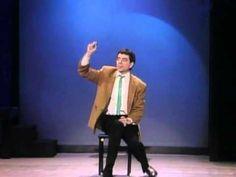 Rowan Atkinson Live - Elementary dating