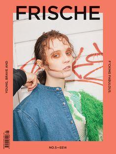 FRISCHE Magazine — FRISCHE magazine NO.5—SS14