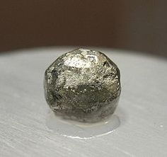 Moschellandsbergite- a rare isometric mineral made up of a silver-white amalgam of Mercury and Silver with the chemical makeup Ag2Hg3.  It was first described in 1938 and named after Moschellandsberg Mountain near Obermoschel, Rhineland-Palatinate, Germany.[2][4] It is considered a low-temperature hydrothermal mineral which occurs with metacinnabar, cinnabar, mercurian silver, tetrahedrite–tennantite, pyrite, sphalerite and chalcopyrite.[1]