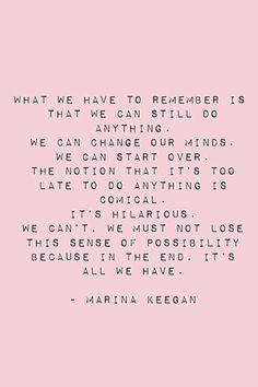 """Marina Keegan's words of wisdom from her work """"The Opposite of Loneliness"""""""
