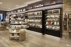 Hotel Chocolat, Retail, Havwoods Reclaimed Wood Flooring