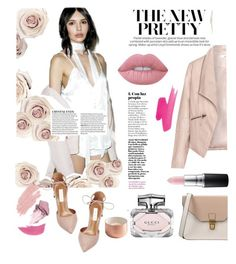 """""""Untitled #242"""" by irixiketa ❤ liked on Polyvore featuring Ecru Lab, Zizzi, Lime Crime, MAC Cosmetics, Steve Madden, 8, Gucci, Jane Iredale and Elizabeth Arden"""
