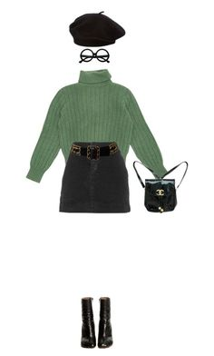 """""""Untitled #2441"""" by kitkat12287 ❤ liked on Polyvore featuring Yves Saint Laurent, Nili Lotan, Chanel, Retrò and Vetements Look Fashion, New Fashion, Korean Fashion, Fashion Beauty, Fashion Outfits, Womens Fashion, Winter Outfits, Casual Outfits, Cute Outfits"""