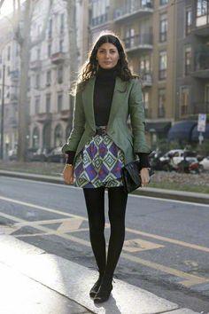 Style icon: 21 of Giovanna Battaglias best looks. Estilo Fashion, Love Fashion, Winter Fashion, Fashion Editor, Fashion Stylist, Fashion Trends, Casual Chic, Caroline Daur, Vogue Japan