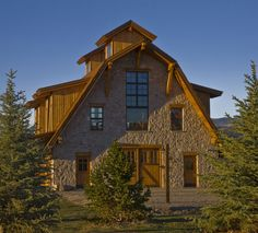 The absolute dreamiest of dream homes. My ultimate dream barn home!!!  Wow!!!
