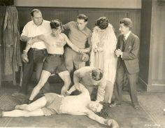 "Buster Keaton in ""Battling Butler"" (1926)"