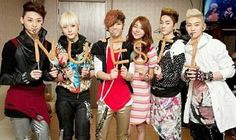 NU'EST and After School's UEE