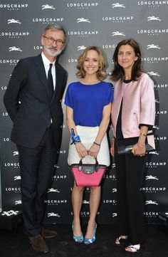 Firenze Flagship Opening - Jean Cassegrain, Tatiana Luter and Sophie Delafontaine