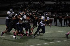 The King's Academy pulled off a big upset, knocking off Woodside 9-6 Friday night.