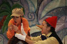 Espectáculo de teatro infantil en inglés para la gira de HAZ TEATRING 2017-18