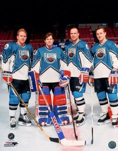 1994 NYR All-Stars - Brian Leetch 9632bf1f3