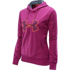 Sports Authority Christmas gift ideas for the sports fans. Under Armour Jackets, Under Armour Women, Sport Wear, Hoodies, Sweatshirts, Sports, Sweaters, How To Wear, Fans