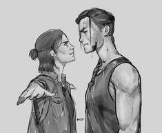 Game Character, Character Design, The Last Of Us2, Captain Marvel Carol Danvers, Arte Sketchbook, Girl Falling, Zombie Apocalypse, Female Characters, Game Art