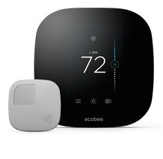 Ecobee - The smarter wi-fi thermostat with remote sensors