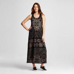 Maternity Burnout Maxi Dress - Liz Lange® for Target : Target