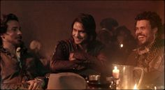 The Musketeers - 1x03 - Commodities