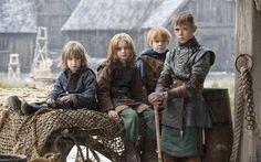 壁紙をダウンロードする ヴァイキング, カナダ-アイルランドのテレビシリーズ, シーズン4