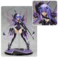 Hyperdimension Neptunia Purple Heart 1:7 Scale Statue - Wing - Anime/Manga - Statues at Entertainment Earth