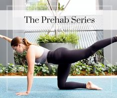 The Prehab Protocol Series — Rosie Hope Muscle Imbalance, Pilates, Exercises, Pop Pilates, Exercise Routines, Excercise, Work Outs, Workout