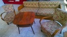 Sedacia súprava - 1 Love Seat, Armchair, Couch, Table, Furniture, Home Decor, Sofa Chair, Single Sofa, Settee