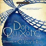 Don Quijote îl crede pe Sancho că Dulcineea a fost transformată de vrăjitori într-o țărancă. Ratează apoi o aventură cu niște comedianți mascați.