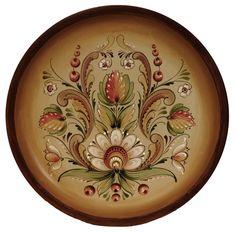 DVD1012 Art of Rosemaling Vol. 2 - Jansen Art Store