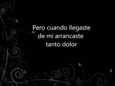 Y Llegaste Tu -  Banda El Recodo Lyrics