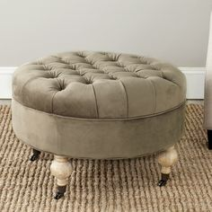 On Sale Ottomans: Kick Up Your Feet And Rest Them On Top Of One Of