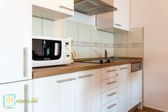 Küche, Ferienwohnung MASLINA
