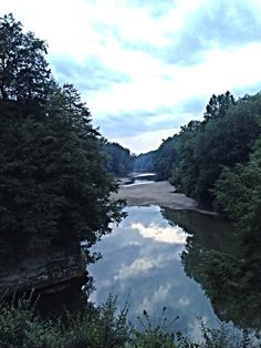 Sugar Creek River, Turkey Run State Park, Indiana