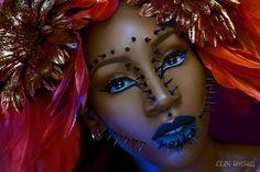 Makeup: Moshoodat Sa