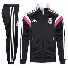 Real Madrid training 14-15