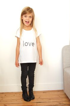 Arthur to Zoé - T-shirt Emil LOVE TUSS / last piece