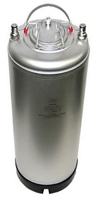 5 Gallon Ball Lock Homebrew Keg