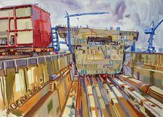 Lachlan Goudie - Dry-Dock