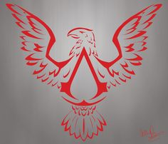 Assassin's Creed III Emblem by Alliekattus on DeviantArt