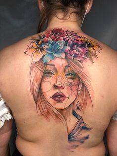 Tatuagem colorida: Joga mais cor que está pouco! - Blog Tattoo2me Watercolor Tattoo, Tattoos, Blog, First Tattoo, Color Tattoo, Colourful Art, Get A Tattoo, Colors, Artists