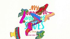 My Wonderful World of Shoes by Laurence King Publishing. Ever wondered what a boot inspired by a Beatles lyric looks like? What is a 'Hug My Leg' shoe? And how about lace-ups inspired by 18th-century snuff boxes?