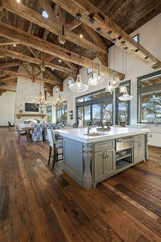 Interior Design Ideas: Texas Farmhouse-style Interiors - Home Bunch Interior Design Ideas