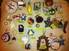 Christmas Ornament Swap Ideas - News - Bubblews