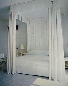White canopy - Billy Baldwin