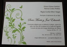 Participación de mi matrimonio  Empresa: Becerra & Leandro   (Bogotá-Colombia)