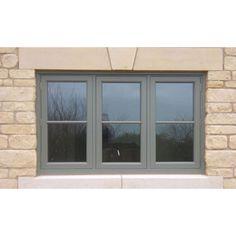 Flush casement windows - Google Search Wooden Sash Windows, Barn Windows, Cottage Windows, Pvc Windows, Modern Windows, Casement Windows, House Windows, Windows And Doors, Aluminium Windows