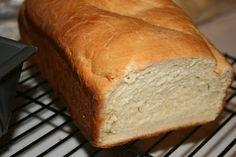 Basic White Sandwich Bread